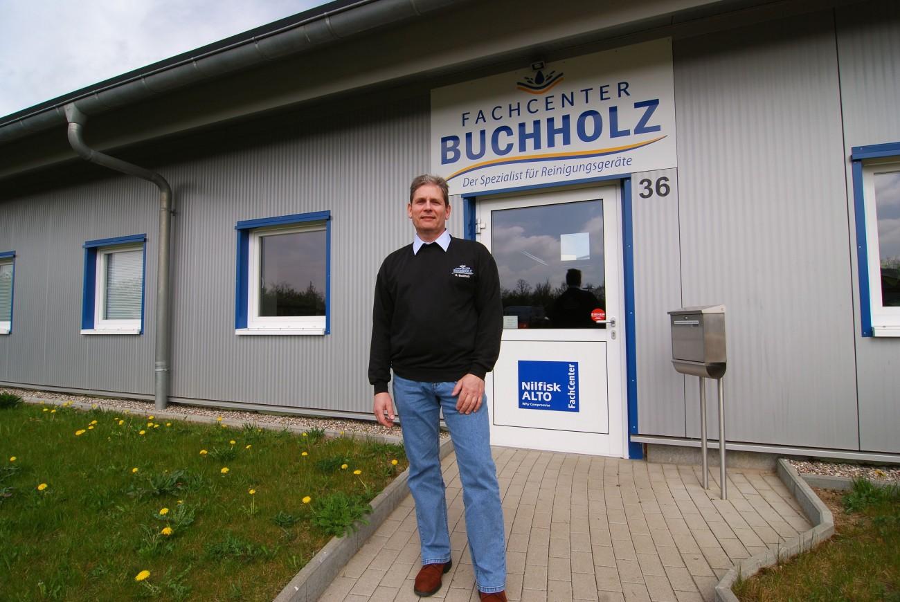Inhaber Rainer Buchholz