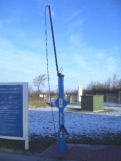 Hochdrucksäule schwenkbar - Fachcenter Buchholz
