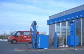 SB-Saugstation - Fachcenter Buchholz Flintbek bei Kiel